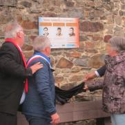 2019-10-24 Dévoilement plaque hommage Fusillés Châteaubriant (8)