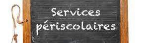 Formalités d'inscription aux services périscolaires