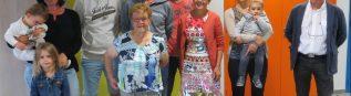 Départ en retraite : la commune remercie Marie-Jeanne GOUJON