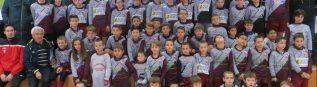 89 jeunes footballeurs au Groupement Jeunes