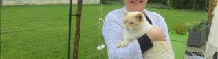 Élodie FRAISSE propose un nouveau service : la garde des animaux à domicile
