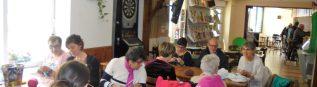 4ème édition du café-tricot avec l'Éhrétia et l'ARCEL
