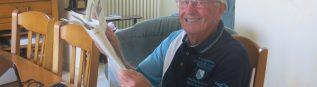 Correspondant à Ouest-France depuis vingt et un ans, Marcel Bautrais raccroche