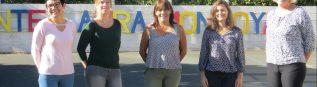 Une rentrée 2020 dans le respect des gestes barrières à l'école Sainte-Laura-Montoya